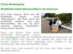 Newsletter Stadthalle Hagen Ausgabe 10_2014